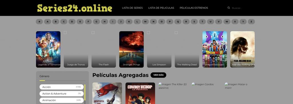 Series 24 Online